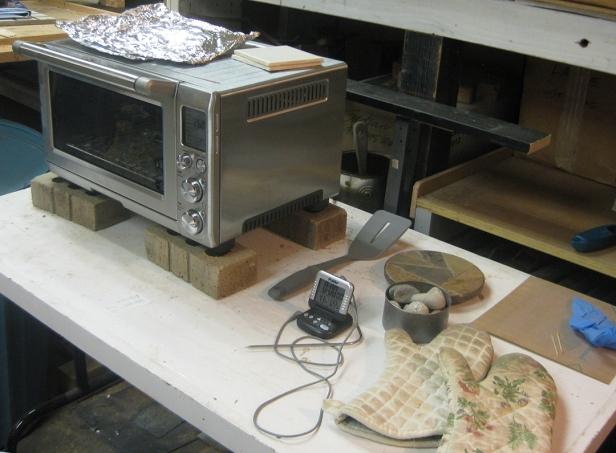 oven-setup