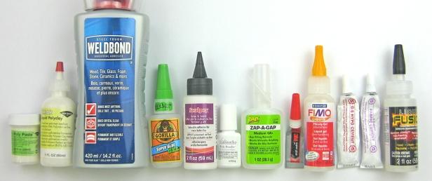 glues-used