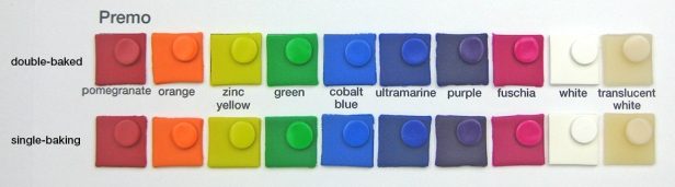 premo colors when baked polymer clay journey