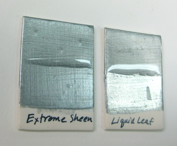 Extreme Shine Liquid Leaf resin scratch