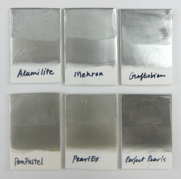 powders flat