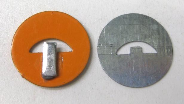 bracelet extruder disc I made