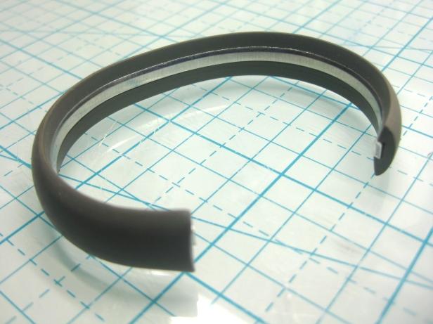 bracelet w aluminum form inside