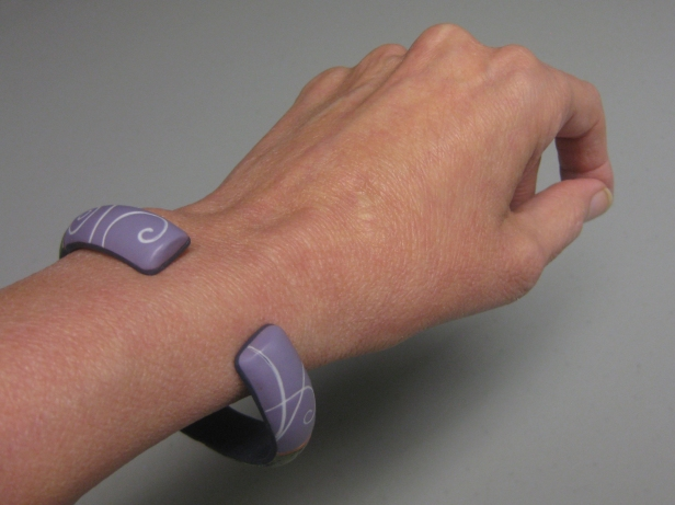 lavender bracelet falling off