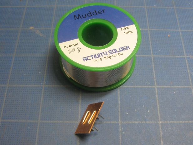1a - 8 second tin 4 pins