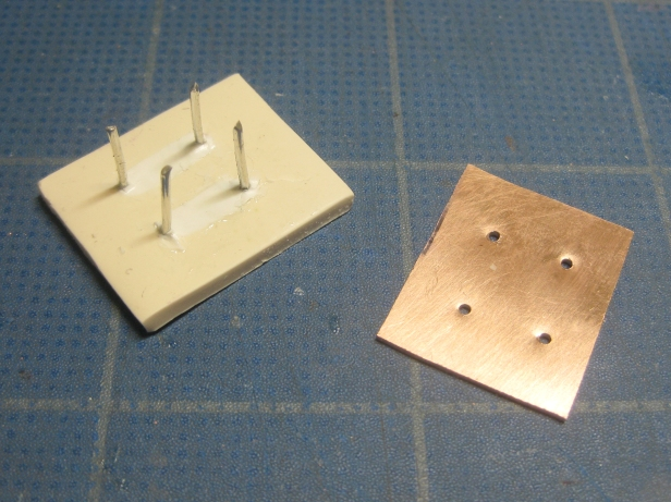 1a - 9 second tin 4 pins