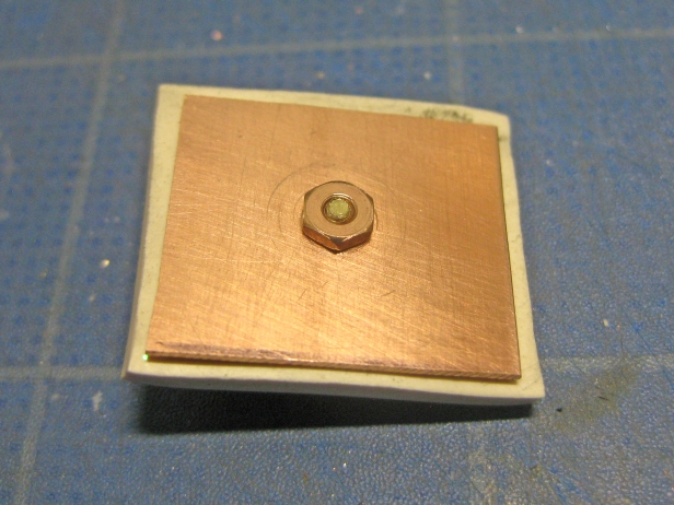 4b - 1 nut on back